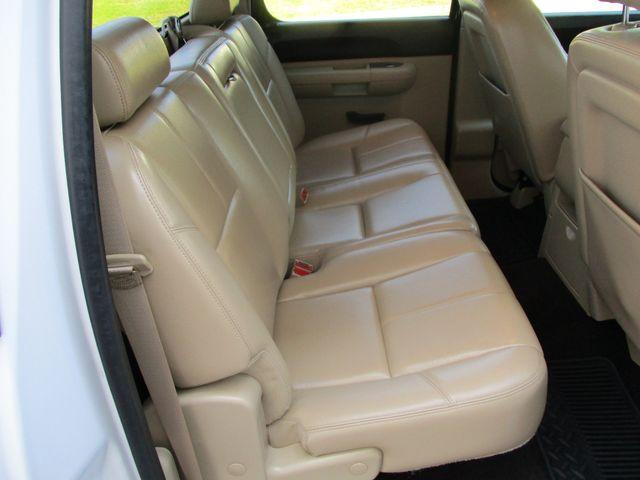 2011 Chevrolet Silverado 1500 Z71 LT Crew Cab 4x4 Plano, Texas 21