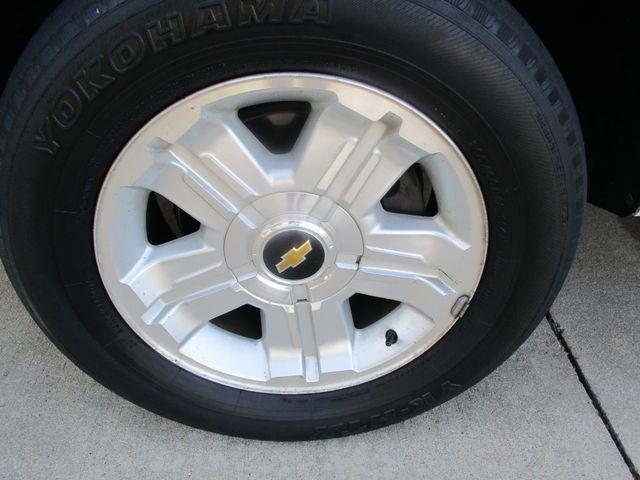 2011 Chevrolet Silverado 1500 Z71 LT Crew Cab 4x4 Plano, Texas 31