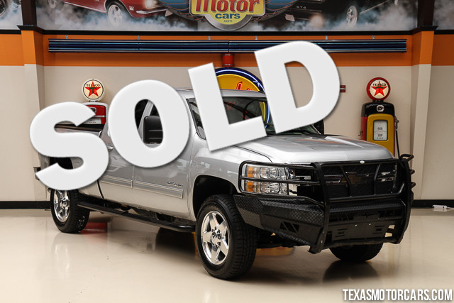 2011 Chevrolet Silverado 2500HD LTZ This Carfax 1-Owner 2011 Chevrolet Silverado 2500 HD LTZ is in