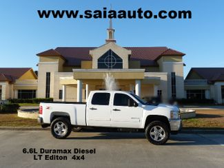 2011 Chevrolet 2500 Hd Crew Cab 4wd Duramax Diesel LT 35S ON 20S CLEAN CARFAX SERVICED DETAILED READY TO GEAUX | Baton Rouge , Louisiana | Saia Auto Consultants LLC-[ 2 ]