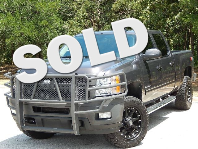 2011 Chevrolet Silverado 2500HD LTZ 4x4 RANCH FULLY LOADED That is the only way to start off thi