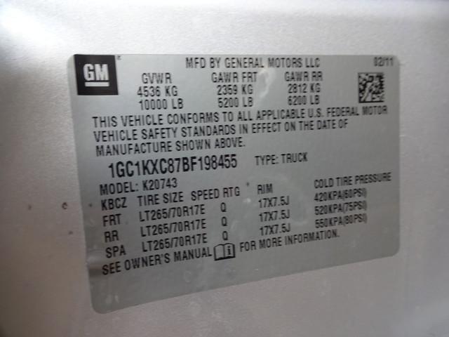 2011 Chevrolet Silverado 2500HD LT Corpus Christi, Texas 49