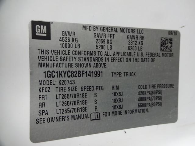 2011 Chevrolet Silverado 2500HD LTZ Corpus Christi, Texas 50
