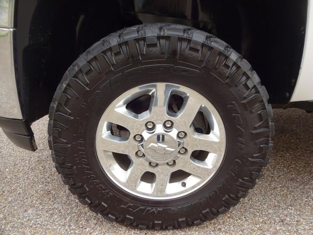 2011 Chevrolet Silverado 2500HD LTZ Corpus Christi, Texas 13