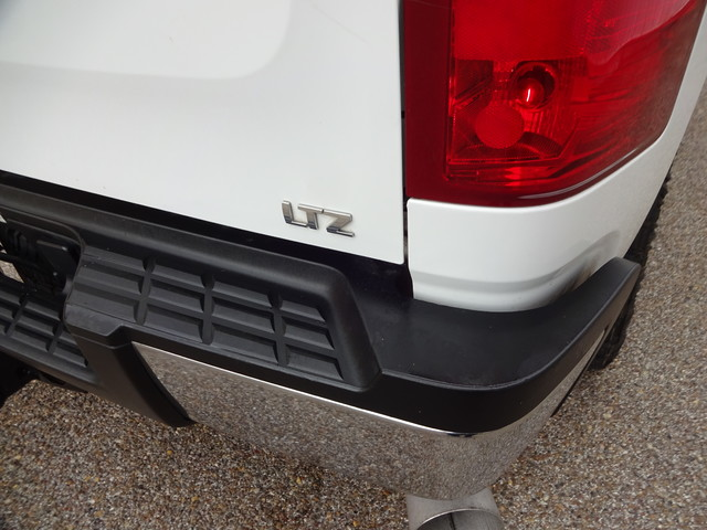 2011 Chevrolet Silverado 2500HD LTZ Corpus Christi, Texas 8