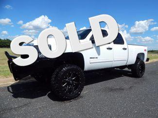 2011 Chevrolet Silverado 2500HD Lifted 4x4 in Killeen TX