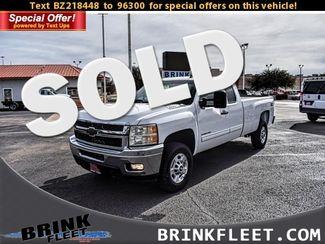 2011 Chevrolet Silverado 2500HD in Lubbock TX
