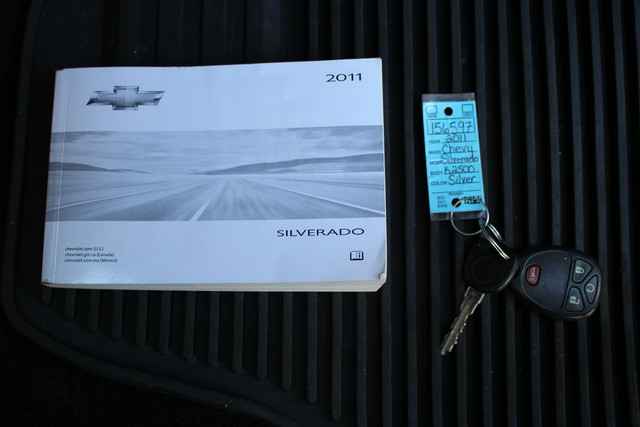 2011 Chevrolet Silverado 2500HD LTZ PLUS Crew Cab 4x4 - DURAMAX/ALLISION! Mooresville , NC 17