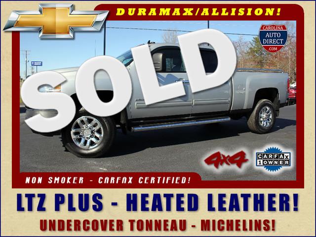 2011 Chevrolet Silverado 2500HD LTZ PLUS Crew Cab 4x4 - DURAMAX/ALLISION! Mooresville , NC 0