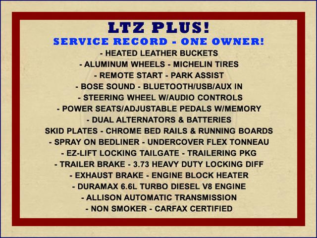 2011 Chevrolet Silverado 2500HD LTZ PLUS Crew Cab 4x4 - DURAMAX/ALLISION! Mooresville , NC 1