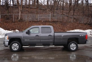 2011 Chevrolet Silverado 2500HD LT Naugatuck, Connecticut 1