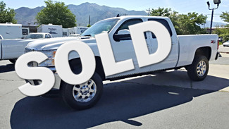 2011 Chevrolet Silverado 2500HD LTZ Ogden, Utah