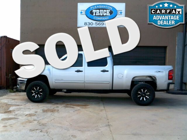2011 Chevrolet Silverado 2500HD LT | Pleasanton, TX | Pleasanton Truck Company in Pleasanton TX