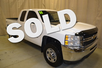 2011 Chevrolet Silverado 2500HD Work Truck Roscoe, Illinois