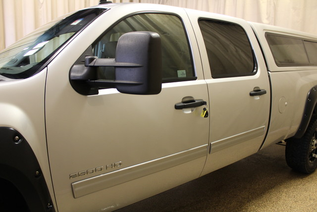 2011 Chevrolet Silverado 2500HD LT Roscoe, Illinois 7