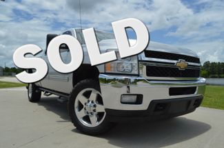 2011 Chevrolet Silverado 2500HD LTZ Walker, Louisiana