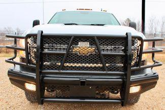 2011 Chevrolet Silverado 3500 HD DRW LTZ Crew Cab 4X4 6.6L Duramax Diesel Auto Cannonball Bale Bed Sealy, Texas 13