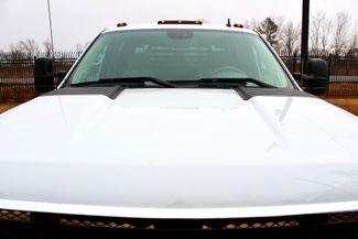 2011 Chevrolet Silverado 3500 HD DRW LTZ Crew Cab 4X4 6.6L Duramax Diesel Auto Cannonball Bale Bed Sealy, Texas 15