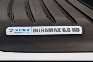 2011 Chevrolet Silverado 3500 HD DRW LTZ Crew Cab 4X4 6.6L Duramax Diesel Auto Cannonball Bale Bed Sealy, Texas 24