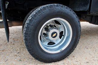 2011 Chevrolet Silverado 3500 HD DRW LTZ Crew Cab 4X4 6.6L Duramax Diesel Auto Cannonball Bale Bed Sealy, Texas 28