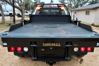 2011 Chevrolet Silverado 3500 HD DRW LTZ Crew Cab 4X4 6.6L Duramax Diesel Auto Cannonball Bale Bed Sealy, Texas 16