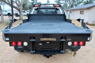 2011 Chevrolet Silverado 3500 HD DRW LTZ Crew Cab 4X4 6.6L Duramax Diesel Auto Cannonball Bale Bed Sealy, Texas 17