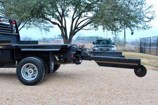 2011 Chevrolet Silverado 3500 HD DRW LTZ Crew Cab 4X4 6.6L Duramax Diesel Auto Cannonball Bale Bed Sealy, Texas 19