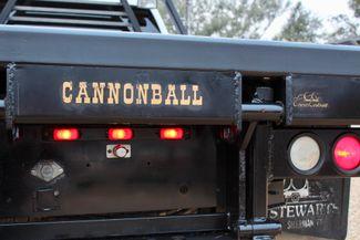 2011 Chevrolet Silverado 3500 HD DRW LTZ Crew Cab 4X4 6.6L Duramax Diesel Auto Cannonball Bale Bed Sealy, Texas 20