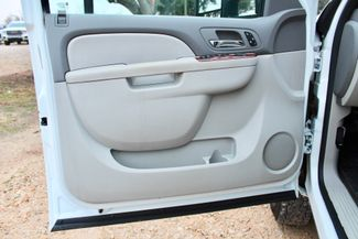 2011 Chevrolet Silverado 3500 HD DRW LTZ Crew Cab 4X4 6.6L Duramax Diesel Auto Cannonball Bale Bed Sealy, Texas 36