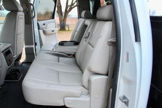 2011 Chevrolet Silverado 3500 HD DRW LTZ Crew Cab 4X4 6.6L Duramax Diesel Auto Cannonball Bale Bed Sealy, Texas 38