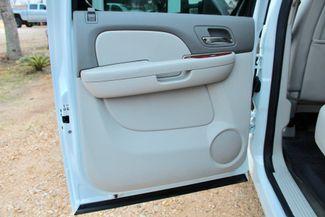 2011 Chevrolet Silverado 3500 HD DRW LTZ Crew Cab 4X4 6.6L Duramax Diesel Auto Cannonball Bale Bed Sealy, Texas 40