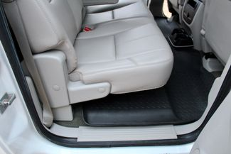 2011 Chevrolet Silverado 3500 HD DRW LTZ Crew Cab 4X4 6.6L Duramax Diesel Auto Cannonball Bale Bed Sealy, Texas 43