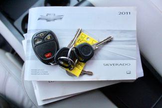 2011 Chevrolet Silverado 3500 HD DRW LTZ Crew Cab 4X4 6.6L Duramax Diesel Auto Cannonball Bale Bed Sealy, Texas 72