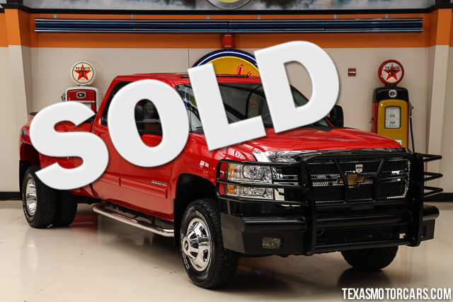 2011 Chevrolet Silverado 3500HD DRW LT This Clean Carfax 2011 Chevrolet Silverado 3500HD DRW LT is