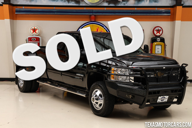 2011 Chevrolet Silverado 3500HD DRW LTZ This Carfax 1-Owner accident-free 2011 Chevrolet Silverad