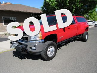 2011 Chevrolet Silverado 3500HD Dually LTZ  4X4 Show Truck Bend, Oregon
