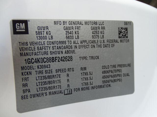 2011 Chevrolet Silverado 3500HD DRW LT Corpus Christi, Texas 41