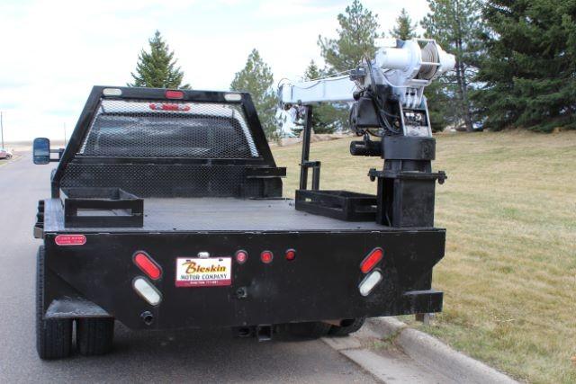 2011 Chevrolet Silverado 3500HD LT Crew Cab Flat Bed  city MT  Bleskin Motor Company   in Great Falls, MT