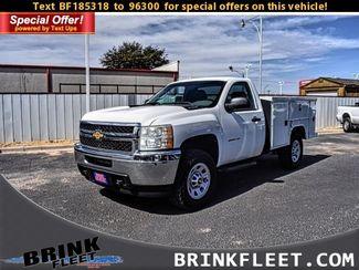 2011 Chevrolet Silverado 3500HD 4WD Reg Cab 137.5 WB, 59.8 CA WT | Lubbock, TX | Brink Fleet in Lubbock TX