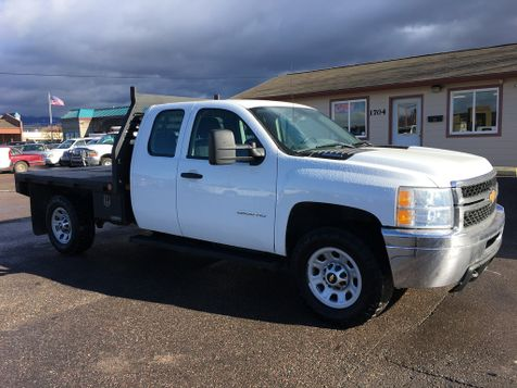 2011 Chevrolet Silverado 3500HD Work Truck Ext. Cab Long Box 4WD in