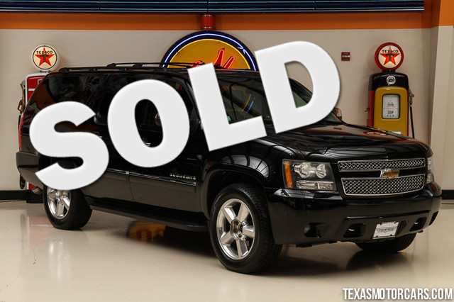2011 Chevrolet Suburban LTZ 4WD This Carfax 1-Owner 2011 Chevrolet Suburban LTZ is in great shape