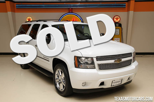 2011 Chevrolet Suburban LTZ 2011 Chevrolet Suburban LTZ This SUV is fully equipped with options l