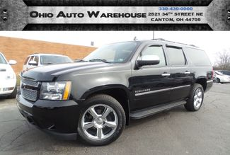 2011 Chevrolet Suburban LTZ 4x4 Navi 3rd Row Clean Carfax We Finance | Canton, Ohio | Ohio Auto Warehouse LLC in  Ohio