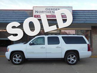 2011 Chevrolet Suburban LTZ Clinton, Iowa