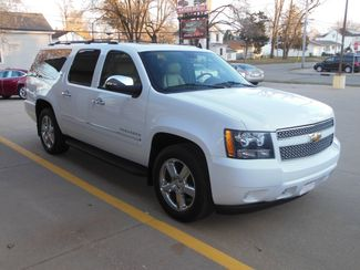 2011 Chevrolet Suburban LTZ Clinton, Iowa 1