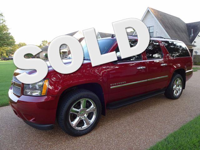 2011 Chevrolet Suburban LTZ | Marion, Arkansas | King Motor Company