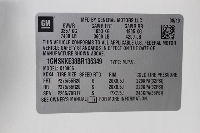 2011 Chevrolet Suburban LTZ Merrillville, Indiana 52