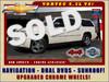 2011 Chevrolet Suburban LTZ 4x4 - NAVIGATION - DUAL DVDS - SUNROOF! Mooresville , NC