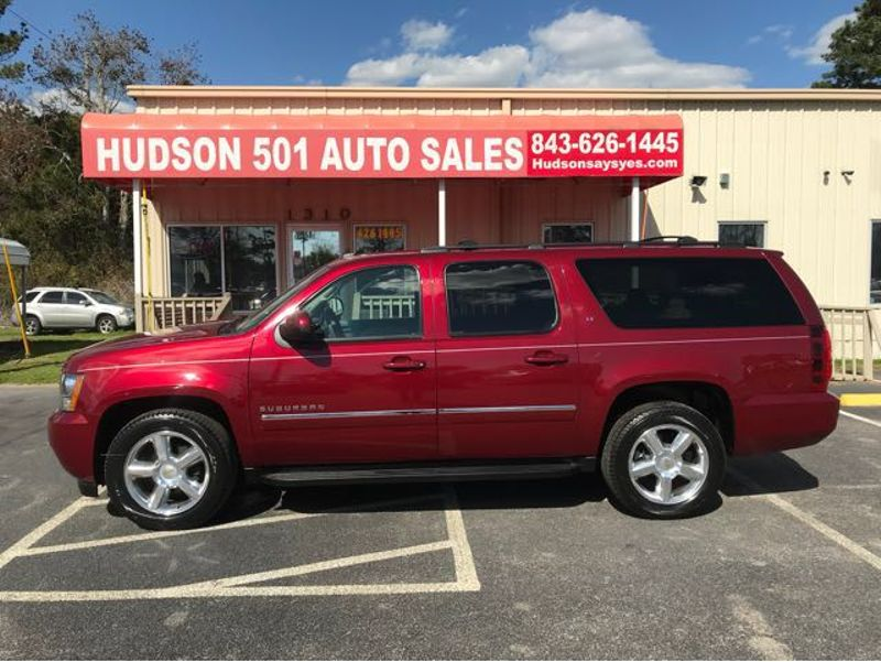 2011 Chevrolet Suburban LT | Myrtle Beach, South Carolina | Hudson Auto Sales in Myrtle Beach South Carolina
