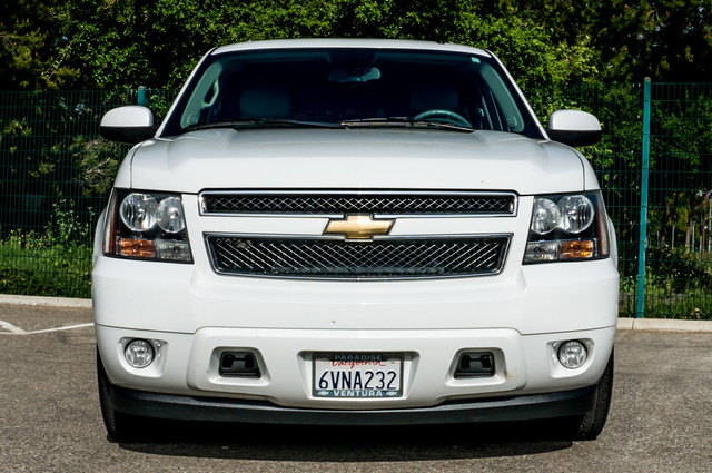 2011 Chevrolet Suburban LT - LTHR - 113K MILES - 3RD ROW - TOW PKG Reseda, CA 3